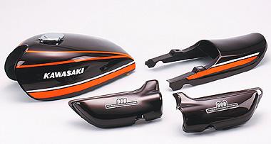 バイク用品 外装PMC ピーエムシー テールカウル Z1A オレンジ82-36044 4548664014521取寄品 セール