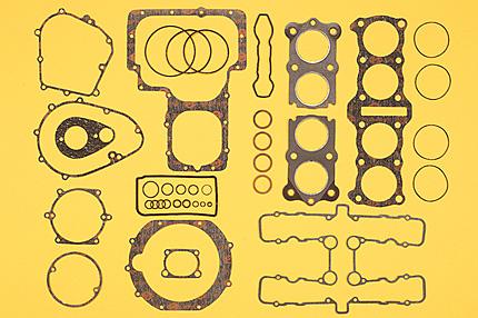 バイクパーツ モーターサイクル オートバイ バイク用品 吸気系 即納 エンジンPMC セール CB400F ピーエムシー 4548916019106取寄品 春の新作 76115-153 コンプリートガスケットセット