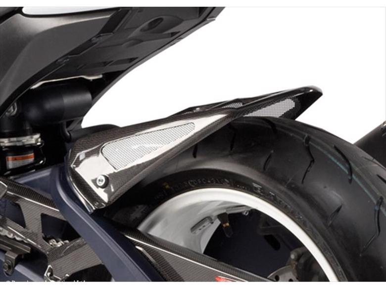 バイク用品 外装POWERBRONZE パワーブロンズ リアフェンダー BLK メッシュSLV GSXR600 750 (11-13)201-S114-603 4548916027965取寄品 セール