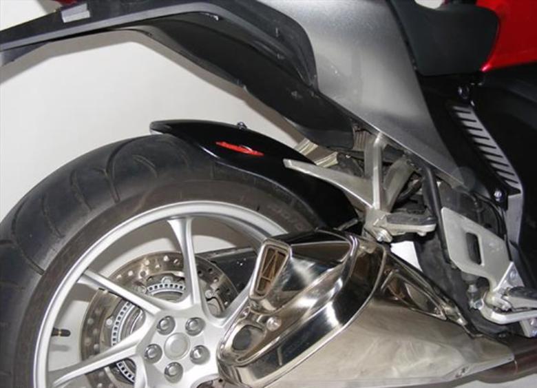 バイク用品 外装POWERBRONZE パワーブロンズ リアフェンダー BLK ノンメッシュ VFR1200F 10-15 X 12-15300-H120-003 4548916152759取寄品 セール