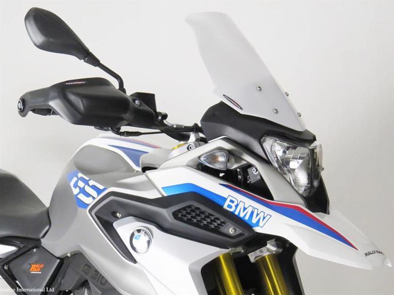 バイク用品 ハンドルPOWERBRONZE パワーブロンズ ハンドガードキット マットブラック BMW G310R G310GS 17-380-B103-070 4549950602156取寄品 セール