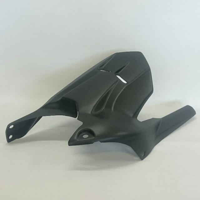 バイク用品 外装POWERBRONZE パワーブロンズ インナーフェンダー カーボンP メッシュBLK NinjaH2SX 18201-K120-880 4550255341480取寄品 セール