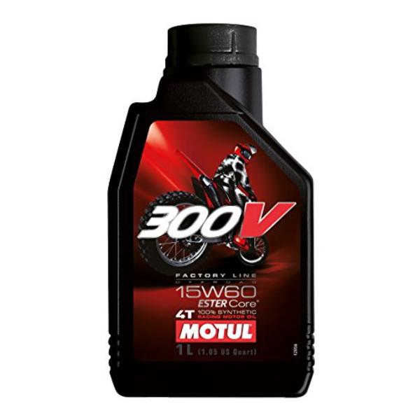 モチュール エンジンオイル オイル 100%品質保証 在庫あり 国内正規品 MOTUL 300V 大好評です FACTORY ROAD 300Vファクトリーラインオフロード 15W60 OFF 11104611 1L LINE