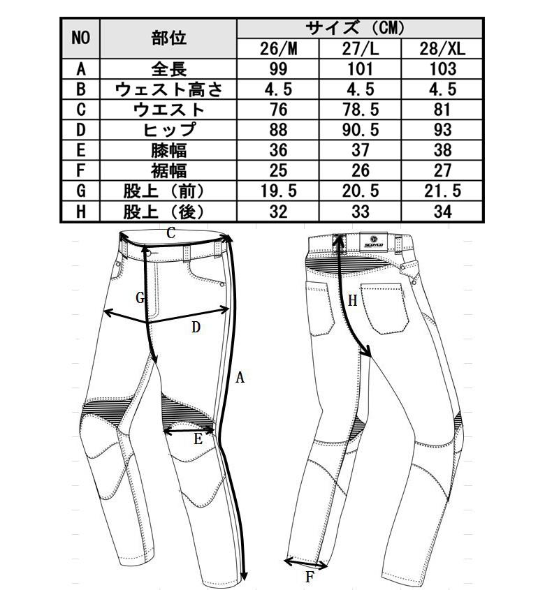 【送料無料】バイク用品レディースライディングパンツレザー調ストレッチ素材立体裁断プロテクターSCOYCOP043W