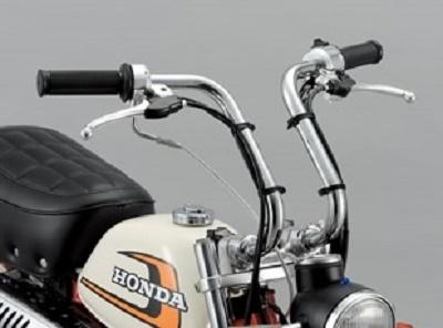 バイク用品 ハンドルSHIFTUP シフトアップ アップタイプセパレートハンドル メッキ モンキー205060 4582246486696取寄品 セール