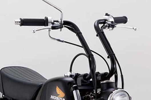 バイク用品 ハンドルSHIFTUP シフトアップ 7cmアップタイプセパレートハンドル モンキー205063 4582246490464取寄品 セール
