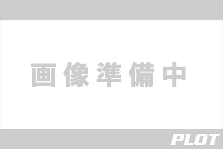 バイク用品 ハンドルSHIFTUP シフトアップ ビレットスタビライザー BLK モンキー(φ27フォーク:ナロー186mm用)205084-06 4582246491041取寄品 セール