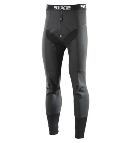 バイクパーツ モーターサイクル オートバイ バイク用品 ウェアSIXS シックス 防寒用パンツ BLACK セール SX-WTP 4582483512288取寄品 ALL 特価 チープ #XXLSX-WTP-AB-XXL