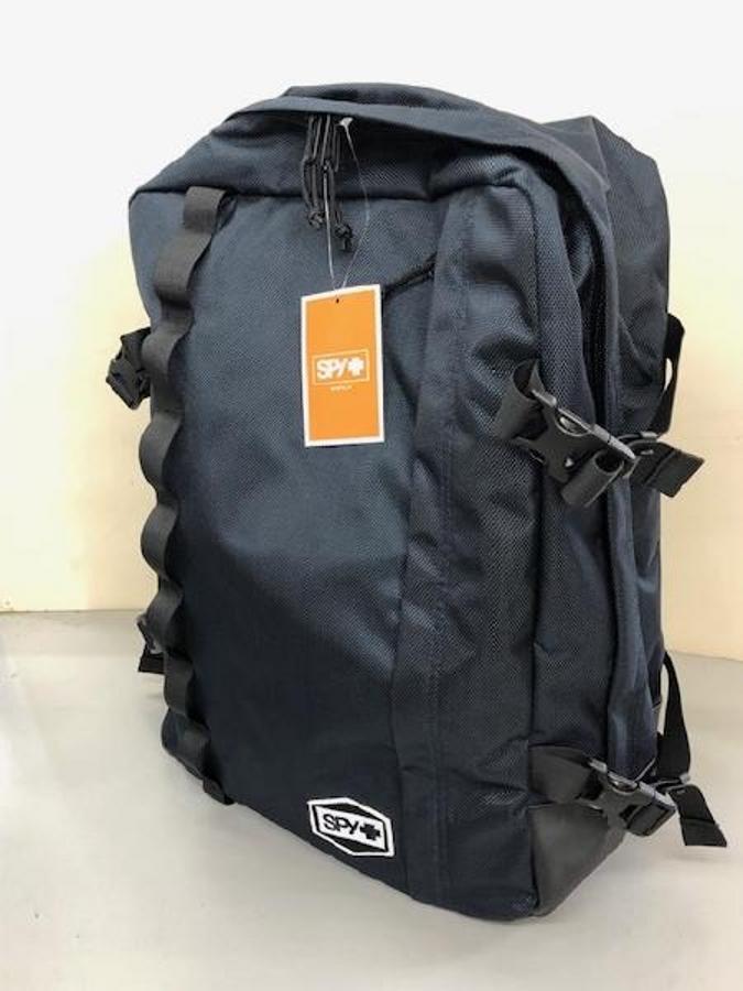 バイクパーツ モーターサイクル オートバイ バイク用品 鞄 リュックサック 財布SPY スパイ PACK CROSS 新商品 BOX セール 定価の67%OFF TOWN ネイビーSPY-18001 4560303580020取寄品 BACK