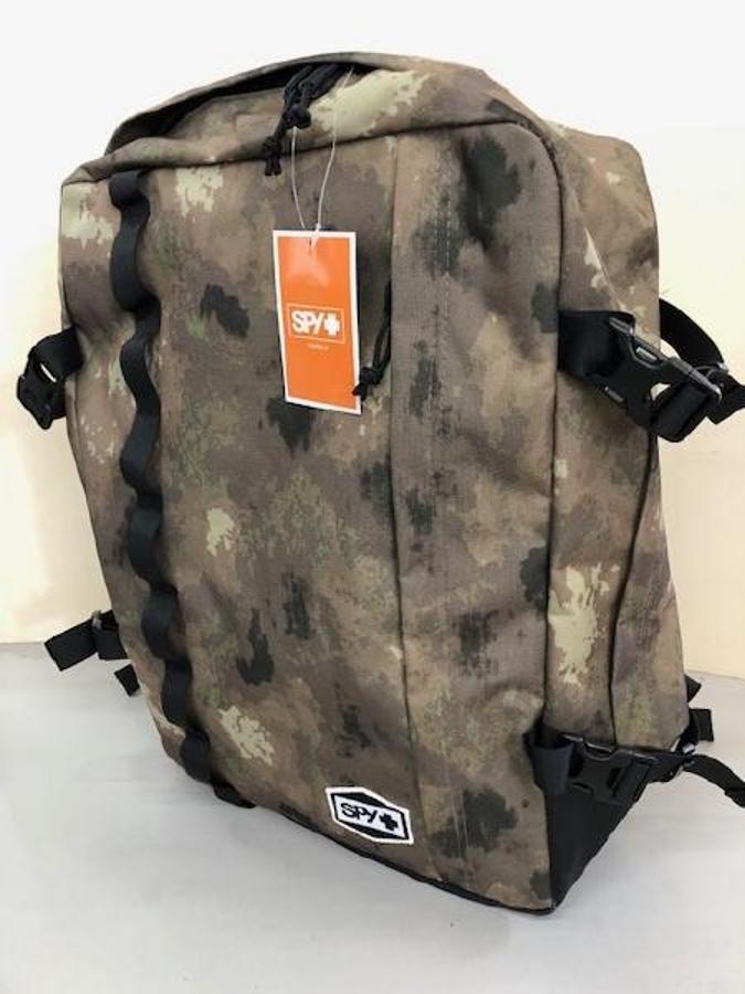 バイク用品 鞄 リュックサック 財布SPY スパイ CROSS TOWN BOX BACK PACK カモフラージュSPY-18001 4560303580037取寄品 セール