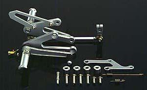 【COERCE】【コワース】【バイク用】フィクスドレーシングステップ 88/EXUP FZR250【0-6-BY11】
