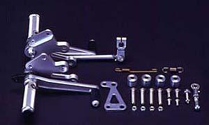 【COERCE】【コワース】【バイク用】フィクスドレーシングステップ 89- FZR250R【0-6-BY12】【送料無料】