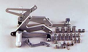 【COERCE】【コワース】【バイク用】フィクスドレーシングステップ 86-87 FZR400/R【0-6-BY15】