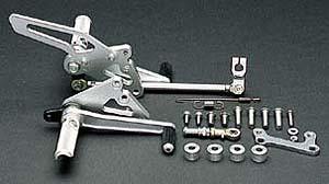 【COERCE】【コワース】【バイク用】フィクスドレーシングステップ 90- FZR400RR【0-6-BY17】【送料無料】