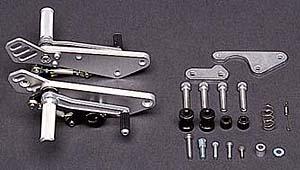 【COERCE】【コワース】【バイク用】フィクスドレーシングステップ V-MAX1200【0-6-BY24】