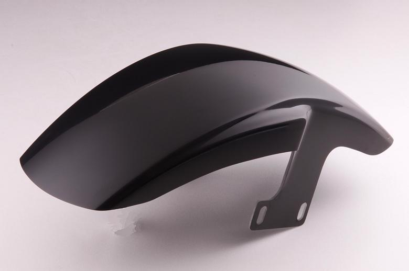 バイク用品 外装STRIKER ストライカー SPフロントフェンダー Type1 黒ゲル ZEPHYR750 1100SAD-FF0203B 4547567786054取寄品 セール