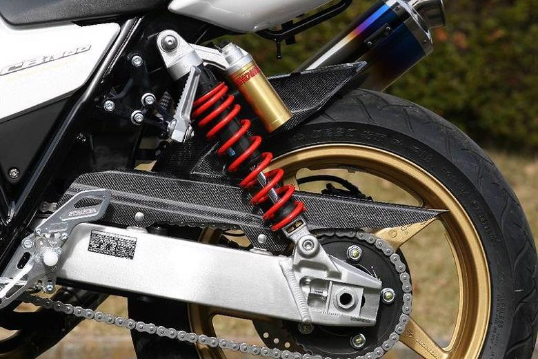 バイク用品 外装STRIKER ストライカー カーボンリヤフェンダー CB1300SF SB ABS 03-SAD-RF53C 4548916144303取寄品 セール