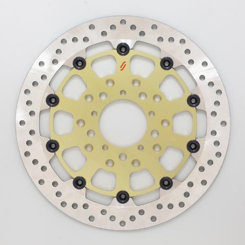 バイク用品 ブレーキ クラッチSUNSTAR BRAKE サンスター プレミアムR Sタイプ ホール 5.0mm Scrambler Sixty2 16-18LSB001GDW 4573272658157取寄品 セール