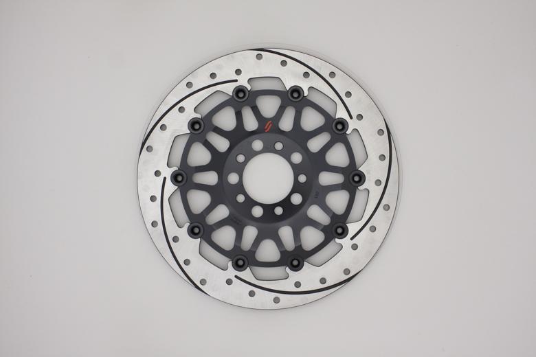 バイク用品 ブレーキ クラッチSUNSTAR BRAKE サンスター プレミアムR ホールスリット L 5.0 φ320 ZZR1100D ZEP1100EM101WL 4580309456198取寄品 セール