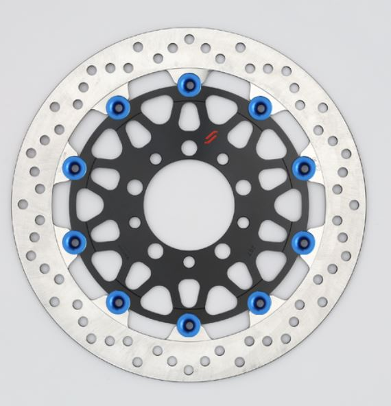 バイク用品 ブレーキ クラッチSUNSTAR BRAKE サンスター プレミアムR 5.5mm フルフローティング ZRX1200DAEGLM227F-BL 4589719022856取寄品 セール