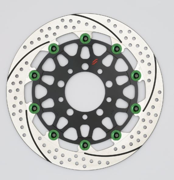 バイク用品 ブレーキ クラッチSUNSTAR BRAKE サンスター プレミアムR 5.5mm 左 ZRX1200DAEGEM227FL-GR 4589719033678取寄品 セール
