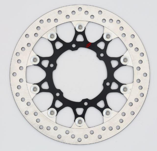 バイク用品 ブレーキ クラッチSUNSTAR BRAKE サンスター プレミアムR ホール GSX-S1000(φ310)ピン:シルバーLL219W-SV 4589719046364取寄品 セール