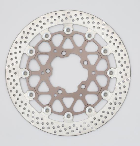 バイク用品 ブレーキ クラッチSUNSTAR BRAKE サンスター ワークスエキスパンド 5.5mm 左 ZRX1200DAEGWT227WL-SV 4589719049365取寄品 セール