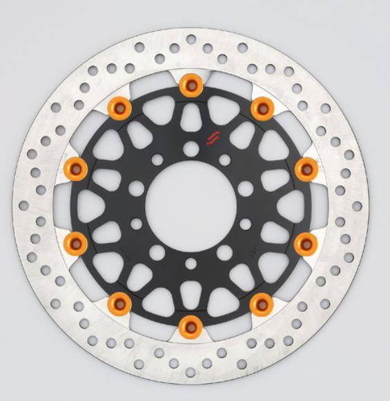 バイク用品 ブレーキ クラッチSUNSTAR BRAKE サンスター プレミアムR φ310 GSF1200 S ピン:オレンジLM223W-OR 4589719054789取寄品 セール