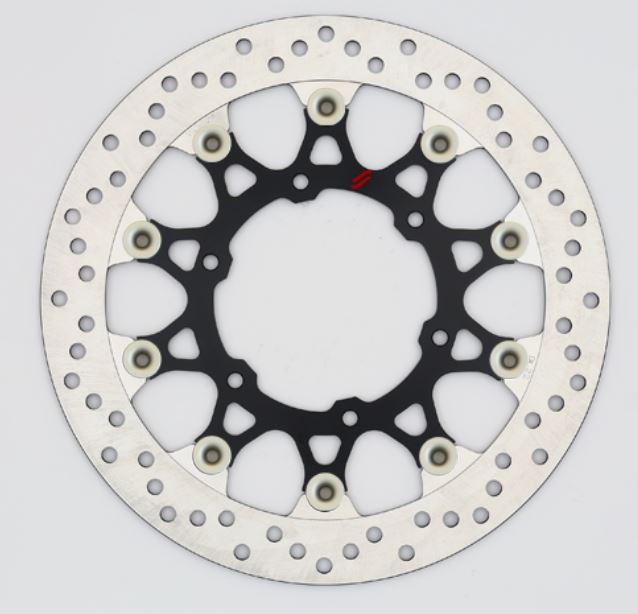 バイク用品 ブレーキ クラッチSUNSTAR BRAKE サンスター プレミアムR ホール GSX-S1000(φ310)ピン:ハードアルマイトLL219F-HA 4589719068274取寄品 セール