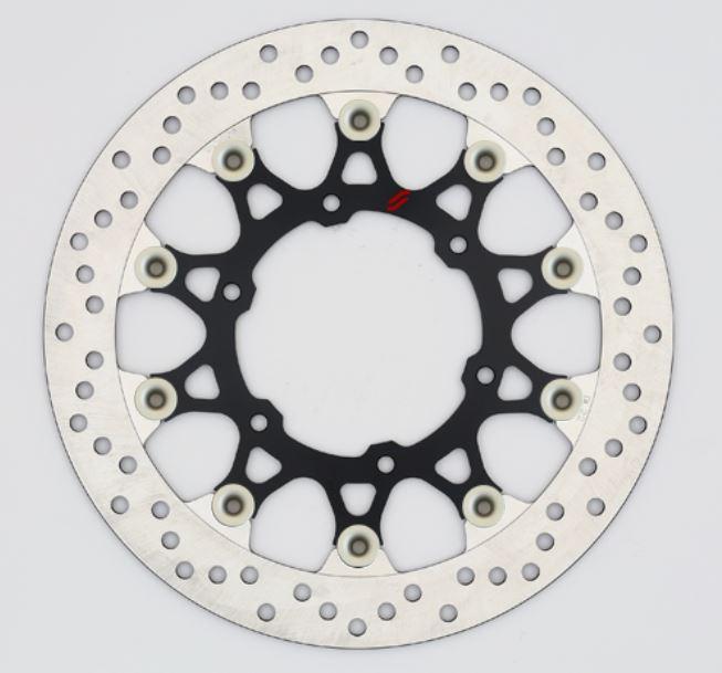 バイク用品 ブレーキ クラッチSUNSTAR BRAKE サンスター プレミアムR ホール GSX-S1000(φ310)ピン:ハードアルマイトLL219W-HA 4589719068281取寄品 セール