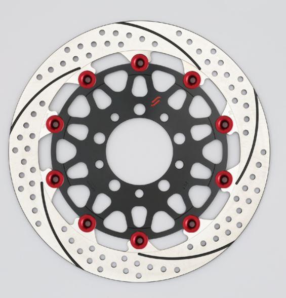 バイク用品 ブレーキ クラッチSUNSTAR BRAKE サンスター プレミアムR 5.5mm 右 φ320 GSX1100S KATANAEM125WR-RD 4589719007662取寄品 セール