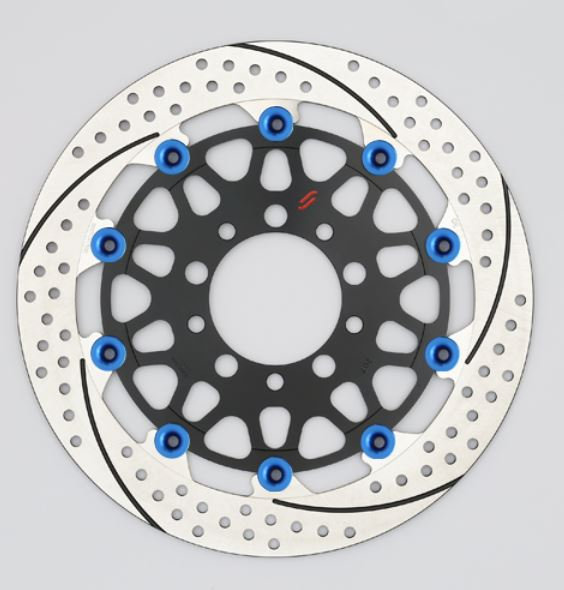 バイク用品 ブレーキ クラッチSUNSTAR BRAKE サンスター プレミアムR 5.5mm 右 φ320 GSX1100S KATANAEM125FR-BL 4589719018606取寄品 セール