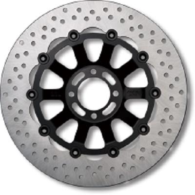 バイク用品 ブレーキ クラッチSUNSTAR BRAKE サンスター トラッドタイプディスクローター φ320T-12HF-BL 4589719026267取寄品 セール