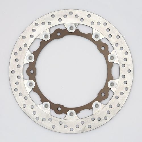 バイク用品 ブレーキ クラッチSUNSTAR BRAKE サンスター プレミアムR ホール S1000RR(φ320)ピン:シルバーLL113AF-SV 4589719042755取寄品 セール