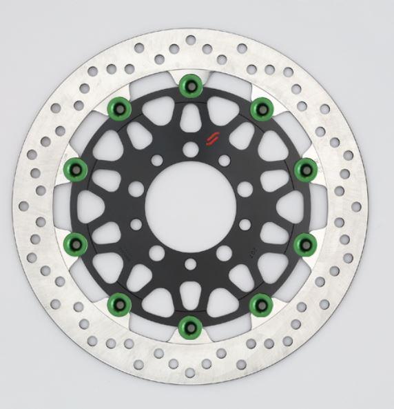 バイク用品 ブレーキ クラッチSUNSTAR BRAKE サンスター プレミアムR 5.5mm セミフローティング ZRX1200DAEGLM227W-GR 4589719033821取寄品 セール