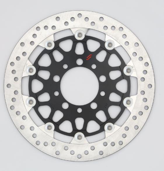バイク用品 ブレーキ クラッチSUNSTAR BRAKE サンスター プレミアムR φ310 GSF1200 S ピン:シルバーLM223F-SV 4589719043813取寄品 セール
