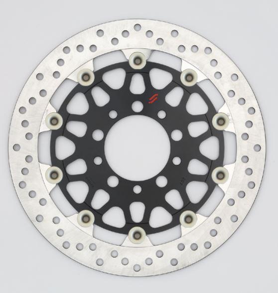 バイク用品 ブレーキ クラッチSUNSTAR BRAKE サンスター プレミアムR 5.0mm セミフローティング ZRX1100LM201W-HA 4589719065242取寄品 セール