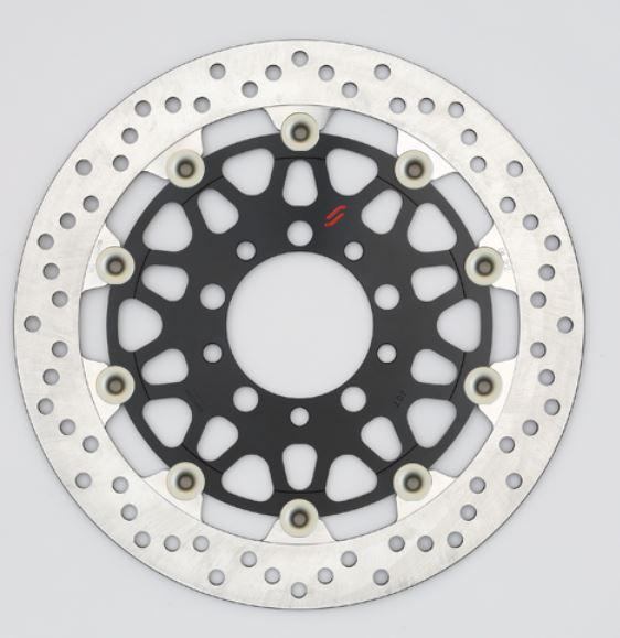 バイク用品 ブレーキ クラッチSUNSTAR BRAKE サンスター プレミアムR φ310 GSF1200 S ピン:ハードアルマイトLM223F-HA 4589719065730取寄品 セール