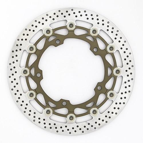 バイク用品 ブレーキ クラッチSUNSTAR BRAKE サンスター ワークスex R H2 (φ330)ピン:ハードアルマイトWT024WR-HA 4589719070291取寄品 セール