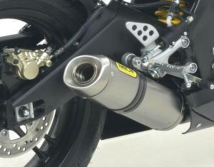 【ARROW】【アロー】【マフラー】【バイク用】YZF-R125 ストリートサンダーアルミ Street Thunder フルエキゾースト【YAMAHA】【送料無料!】