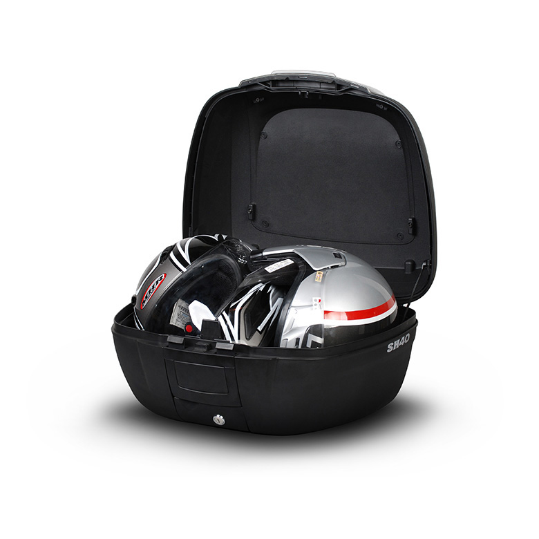 SHADSH40リアボックストップケース40Lシャッドバイク用バッグケース人気スペイン送料無料バイク原付大容量
