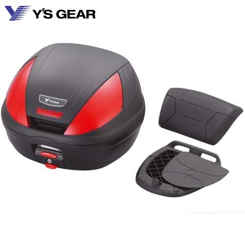 ヤマハ リアボックス トップケース E37 GIVI製 39L 無塗装ブラック Q5KYSK045001 Q5K-YSK-045-001 ヤマハ純正