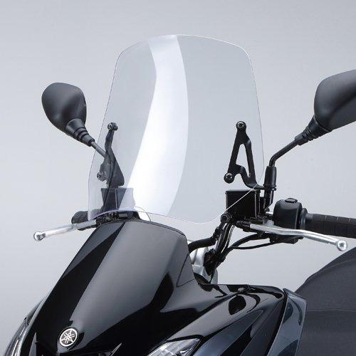 スーパーセール 【Yamaha】【ヤマハ】【Ys gear】【ワイズギア】【MAJESTY S】【マジェスティ S】ウインドシールド ミラーマウント【907935309800】