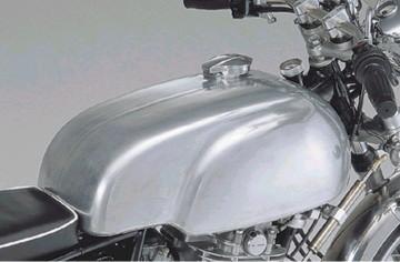 【DAYTONA】【デイトナ】【バイク用】ノートンタイプアルミガソリンタンク SR400/500【66678】【送料無料】