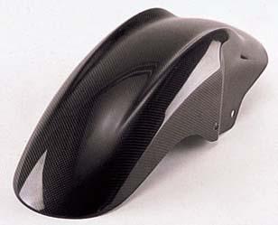 【COERCE】【コワース】【バイク用】フロントフェンダー カーボンモデルモデル ノーマルタイプ X-4【0-42-cfcs1105】
