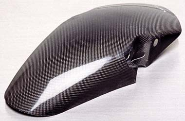 【COERCE】【コワース】【バイク用】フロントフェンダー カーボンモデルモデル ノーマルタイプ VTR250【0-42-cfcs1201】