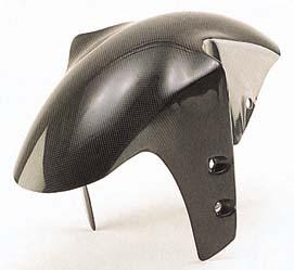 【COERCE】【コワース】【バイク用】フロントフェンダー カーボンモデルモデル ノーマルタイプ YZF-R1 98-01【0-42-cfcw2105】