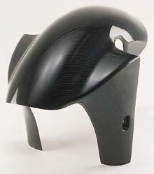 【COERCE】【コワース】【バイク用】フロントフェンダー カーボンモデルモデル RS タイプ TL1000S【0-42-cfcw3103】