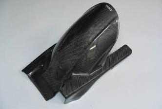 【COERCE】【コワース】【バイク用】リアフェンダー カーボンモデルモデル FZS1000 -05 【0-42-crfc2108】