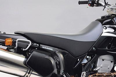 【DAYTONA】【デイトナ】【バイク用】COZYシート X-HIGH D-TRACKER D-トラッカー KLX250/SR/ES 250SB【47084】